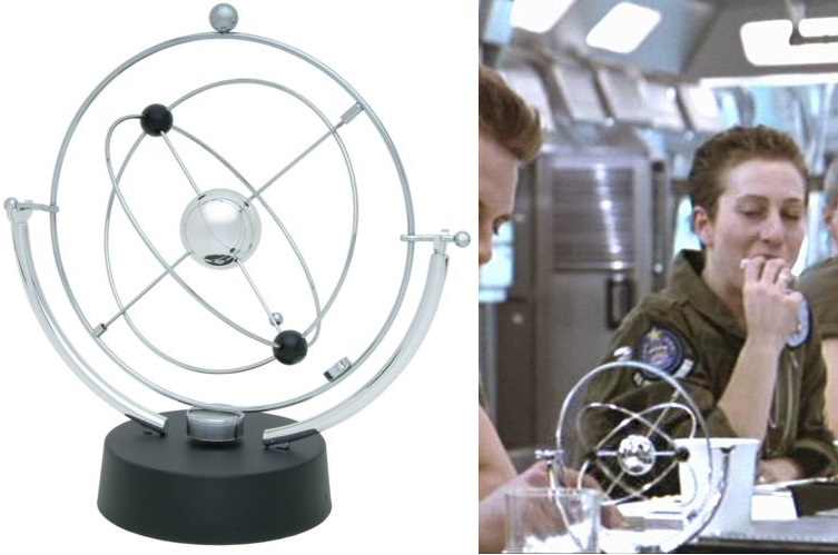 Westminster 2871 Revolving Cosmos Perpetual Motion Desktop Toy Aliens comparison.jpg