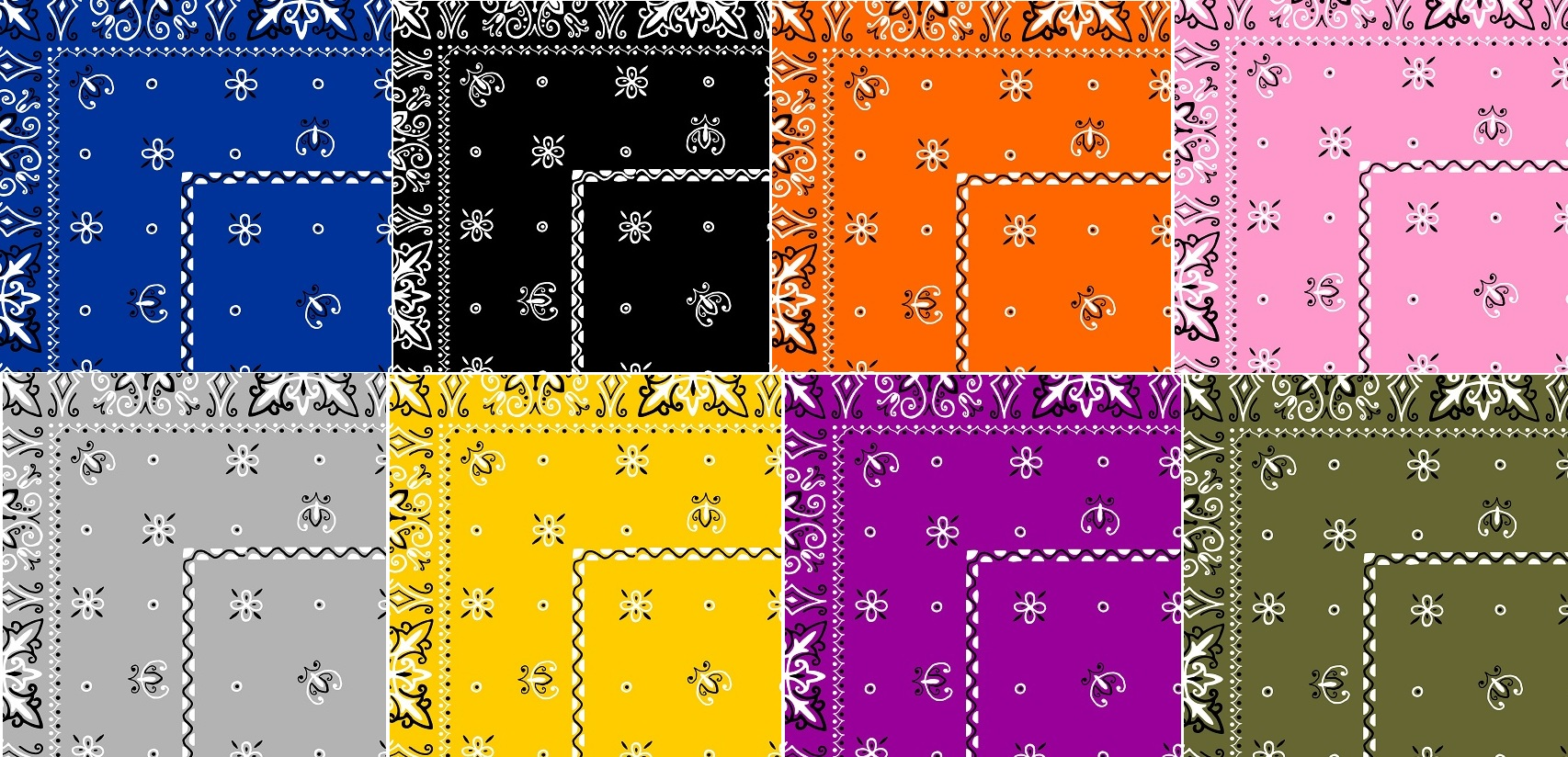 Alternate Bandana Colour Samples.jpg
